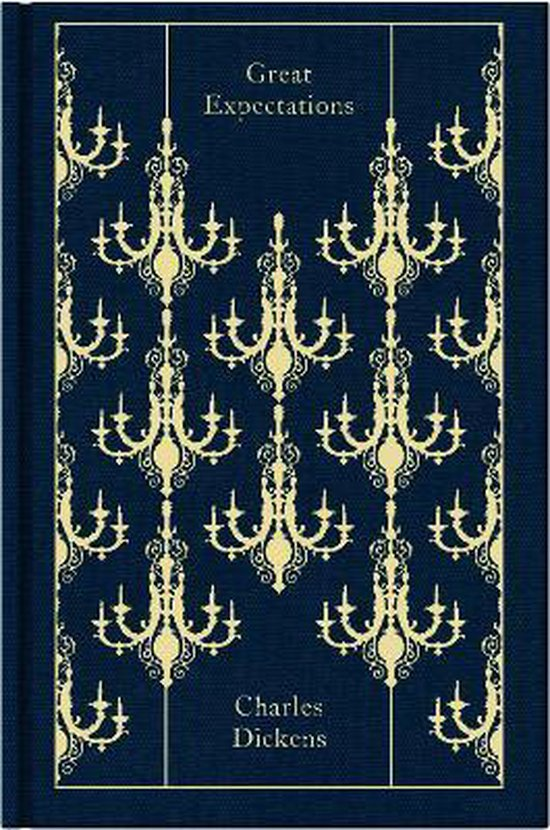 Boek cover Great Expectations van Charles Dickens (Hardcover)