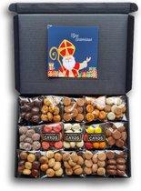Pepernoten Proeverij Pakket I 15 verschillende smaken kruidnoten I Mystery Card met persoonlijke online ( video ) boodschap I Sinterklaas cadeau