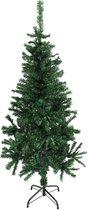 Kunstkerstboom 120 cm - Arendal Christmas tree - 260 takken - 2 kleurig - PVC
