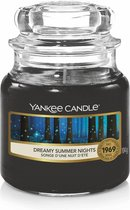 Yankee Candle Dreamy Summer Nights small 104g