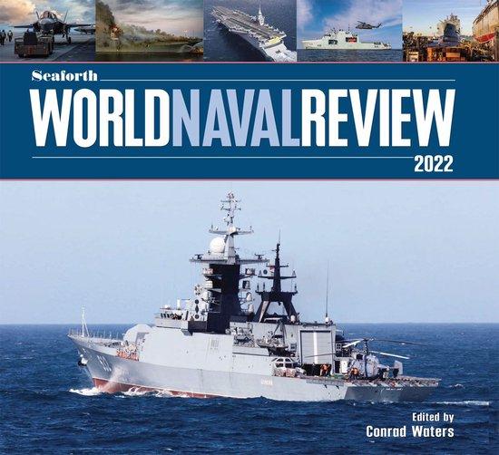 Boek cover Seaforth World Naval Review van Conrad Waters (Onbekend)