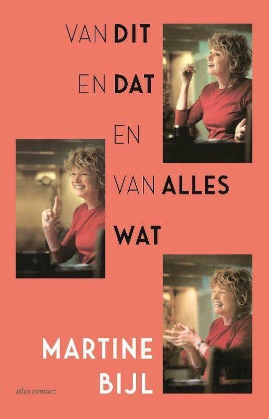 Boek cover Van dit en dat en van alles wat van Martine Bijl (Paperback)