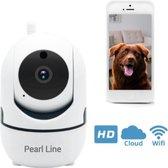 Huisdiercamera - Hondencamera - Beveiligingscamera - Camera Beveiliging - IP Camera - Wit