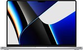 Apple MacBook Pro (Oktober, 2021) MK1H3N/A  - 16 inch - Apple M1 Max - 1 TB - Zilver