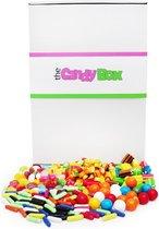 The candy box snoep snoepzakjes - boontje voor jou - snoep - Gevuld met 200 gram snoep mix