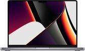 Apple MacBook Pro (Oktober, 2021) MKGP3N/A - 14 inch - Apple M1 Pro - 512 GB - Space Grey