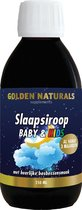 Golden Naturals Slaapsiroop BABY & KIDS (250 milliliter)