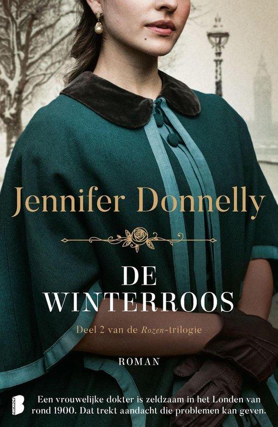 Boek cover De winterroos van Jennifer Donnelly (Onbekend)