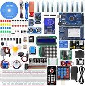 Arduino Starters Kit met MEGA2560 Board & Sensors - Inclusief Handleidingen en Voorbeeldcodes - Plastic Opbergdoos