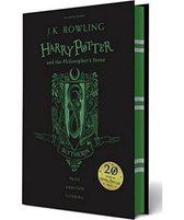 Harry Potter and the Philosopher's Stone - Slytherin Edition