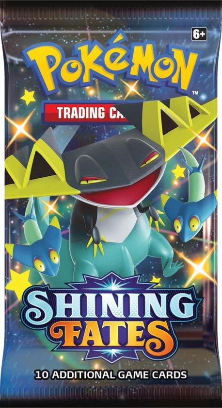 Pokémon Shining Fates Booster Pack - Pokémon Sword & Shield Kaarten