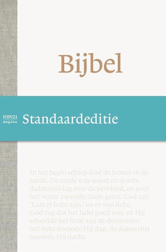 Boek cover NBV21 - Standaardeditie van Nbg (Hardcover)