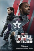 MARVEL - Falcon & the Winter Soldier Stars - Poster 61x91cm