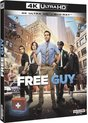 Free Guy (4K Ultra HD + Blu-ray)