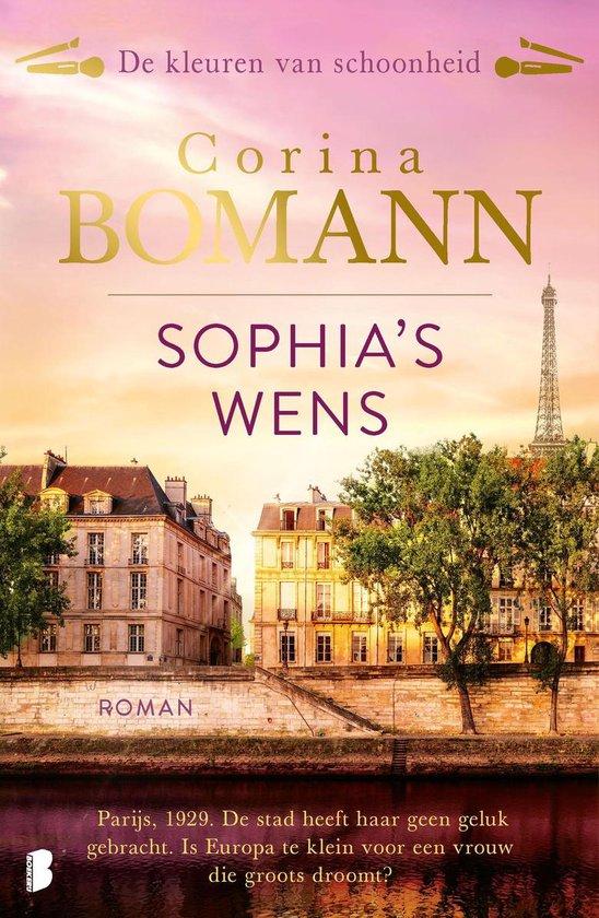 Boek cover Sophias wens van Corina Bomann (Onbekend)