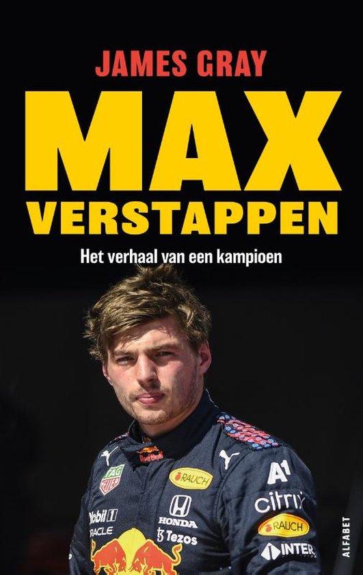 Boek cover Max Verstappen van James Gray (Paperback)