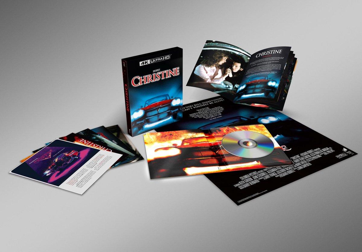 Christine (4K Ultra HD Blu-ray)-