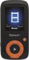Nikkei NMP4OEBT - MP3 speler 8GB