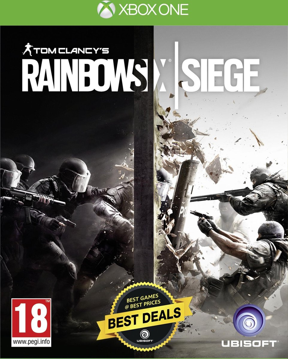 Rainbow Six: Siege - Xbox One - Ubisoft