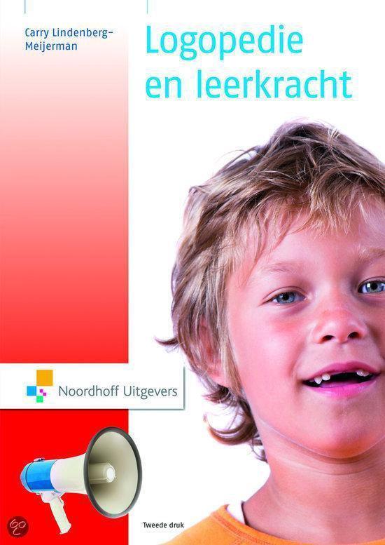 Logopedie en leerkracht - Carry Lindenberg-Meijerman  