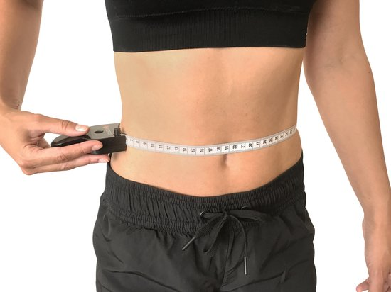 Body Mass Tape / Meetlint lichaam / Omtrekmeter / Inclusief Nederlandse Handleiding - BOZEERA©