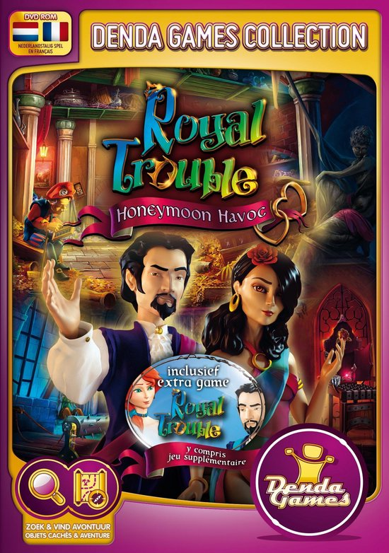 Royal Trouble - Honeymoon Havoc