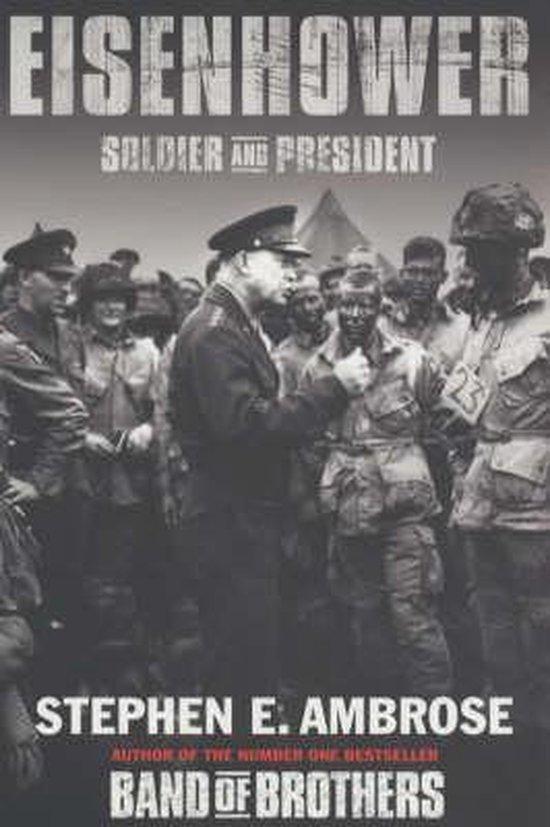 Boek cover Eisenhower van Stephen E. Ambrose (Paperback)
