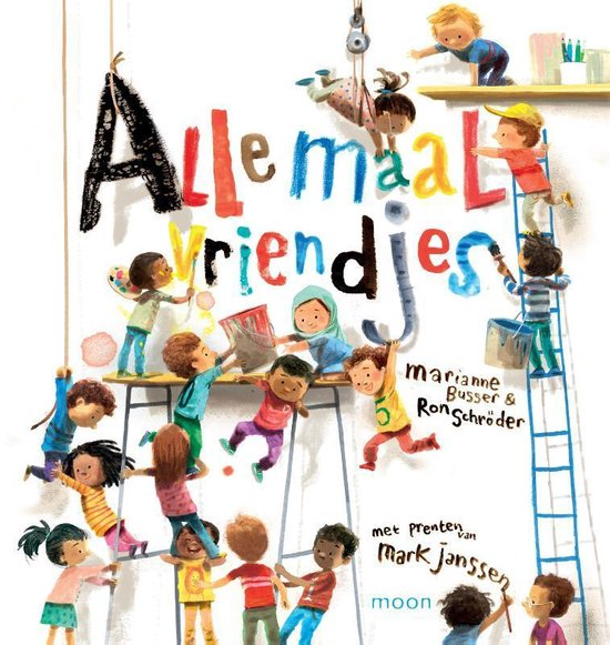 Kinderboekenweekspecial - Allemaal vriendjes - Onbekend pdf epub