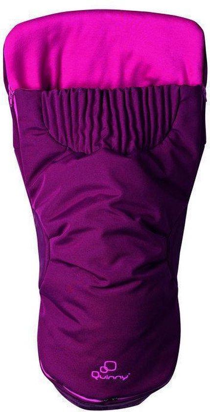 Product: Quinny Moodd Voetenzak - Pink Passion, van het merk Quinny