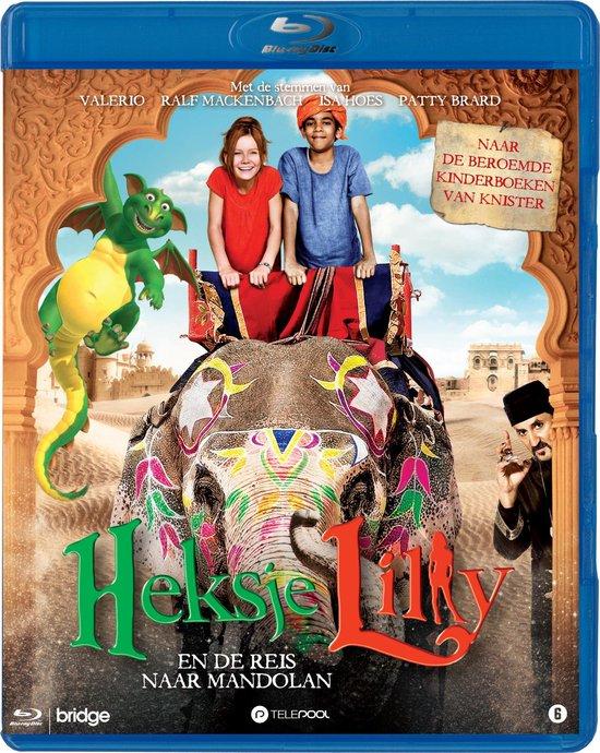 Cover van de film 'Heksje Lilly - En De Reis Naar Mandolan'