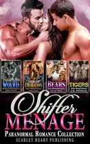 Shifter Menage : Paranormal Romance Collection