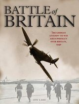 Boek cover The Battle of Britain van Lake, Jon