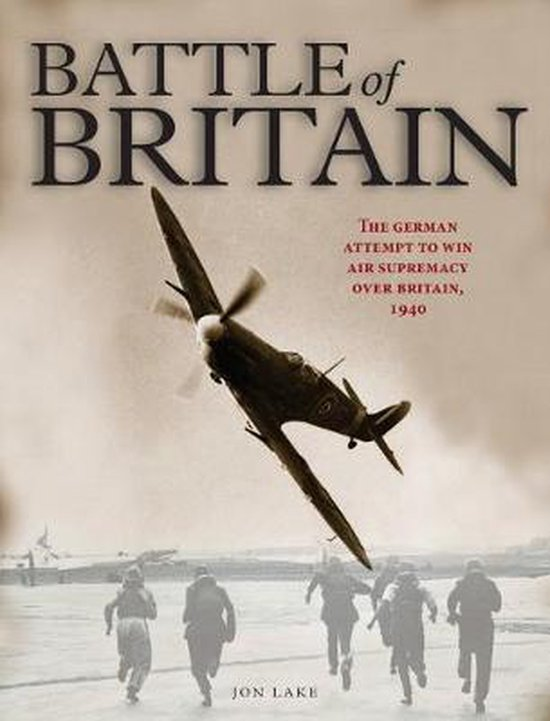 Boek cover The Battle of Britain van Lake, Jon (Hardcover)