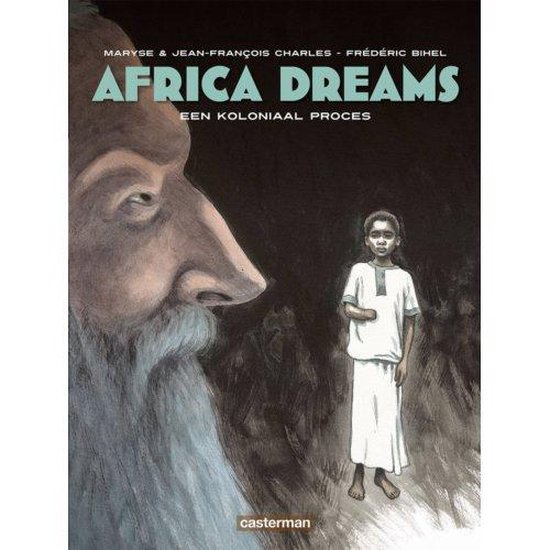 Africa dreams hc04. - JEAN-FRANCOIS. Charles,  