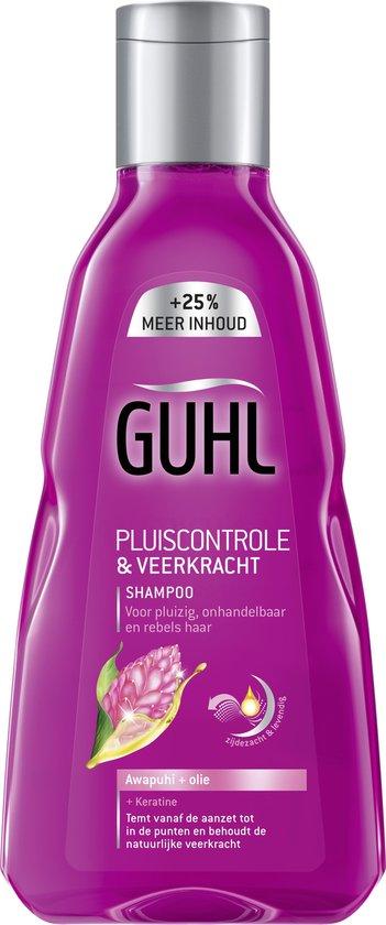Guhl shampoo pluiscontrol & veerkracht  250 ml