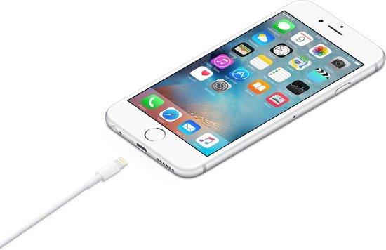 Apple USB-C naar Lightning kabel voor iPhone of iPad - 1 meter