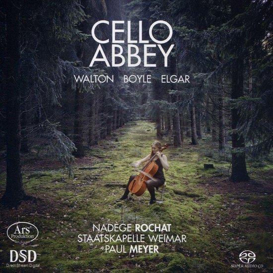 Cello Abbey: Walton, Boyle, Elgar