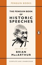 Boek cover The Penguin Book of Historic Speeches van Brian MacArthur (Paperback)