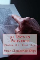 31 Days in Proverbs