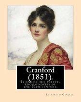 Cranford (1851). Novel by