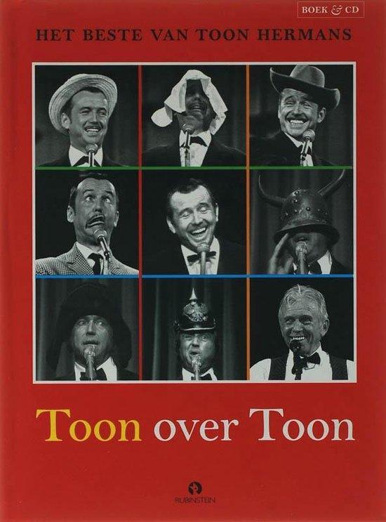 Boek cover Toon over Toon van Toon Hermans (Hardcover)
