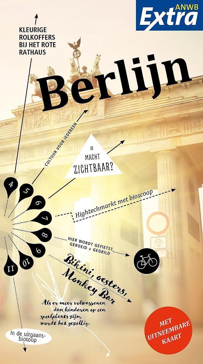 ANWB Extra - Berlijn - Wieland Giebel