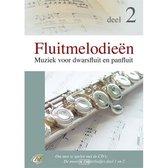 Muziek voor dwarsfluit/panfluit, Fluitmelodieen 2