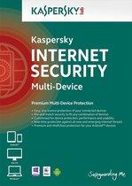 Kaspersky, Internet Security Multi Device (Dutch / French)