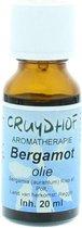 Cruydhof Bergamot Olie Reggio  - 20 ml
