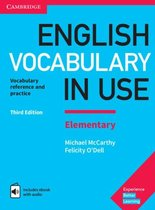 English Vocabulary in Use - Elem Book with answers + Ebook