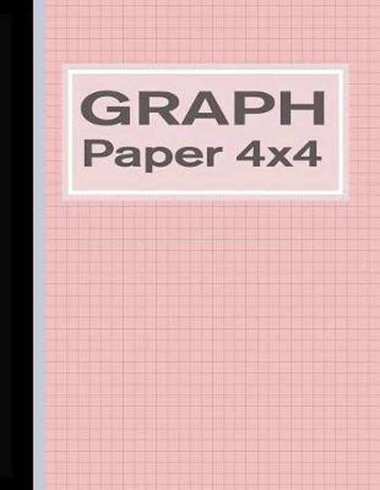Graph Paper 4x4