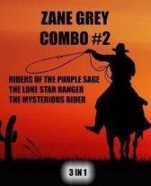Zane Grey Combo #2