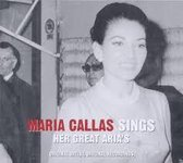 Maria Callas Sings Her Great Aria's