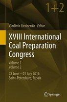 XVIII International Coal Preparation Congress